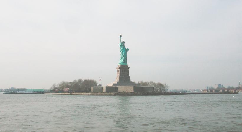 Statue of Liberty, Staten Island, New York City