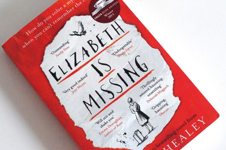Elizabeth is Missing | lazythoughts.co.uk