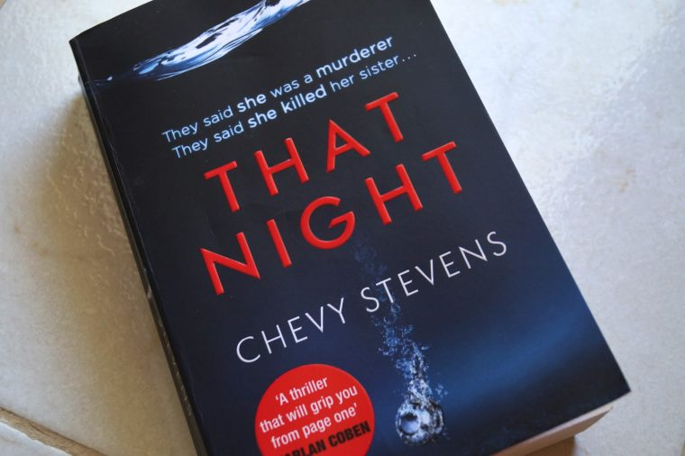 That Night - Chevy Stevens review | lazythoughts.co.uk