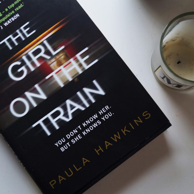The girl on the train book review | lazythoughts.co.uk