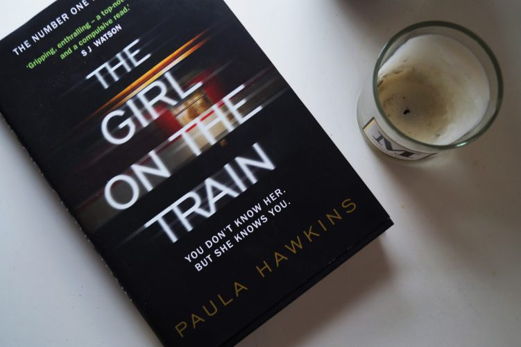 The girl on the train book review   lazythoughts.co.uk