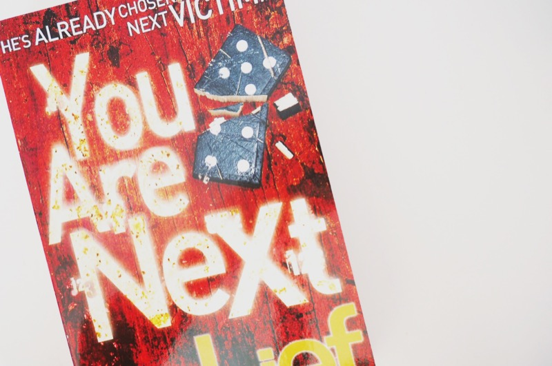You Are Next - Katia Lief | Recently Read #2 - lazythoughts.co.uk