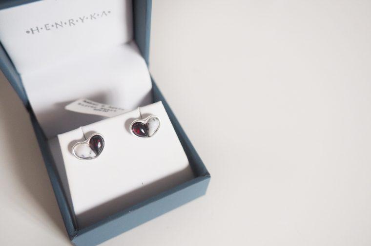 Amber & Silver jewellery Henryka - lazythoughts.co.uk