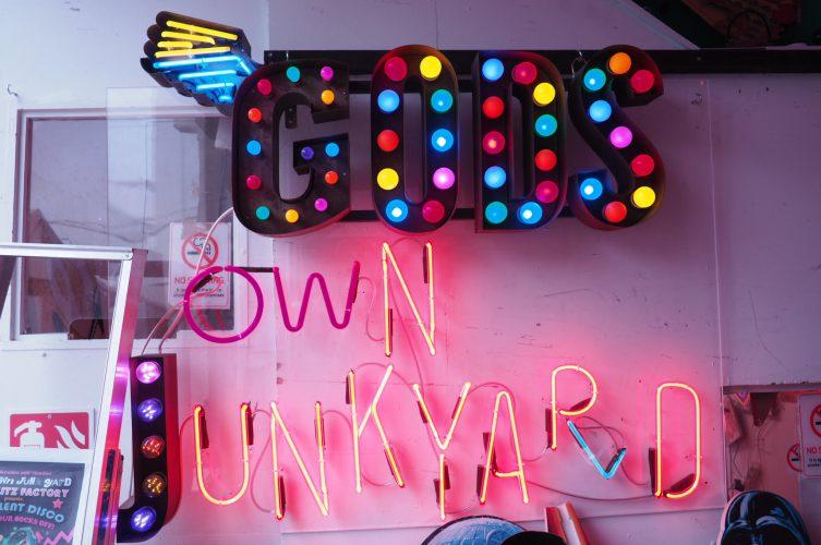 God's Own Junkyard Photo Diary