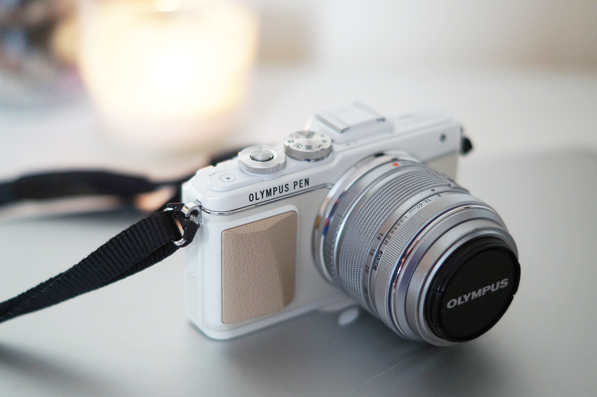 Olympus PEN - My Blog Photography Process - lazythoughts.co.uk