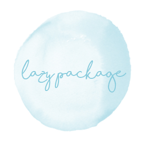 The Lazy Package | lazythoughts.co.uk
