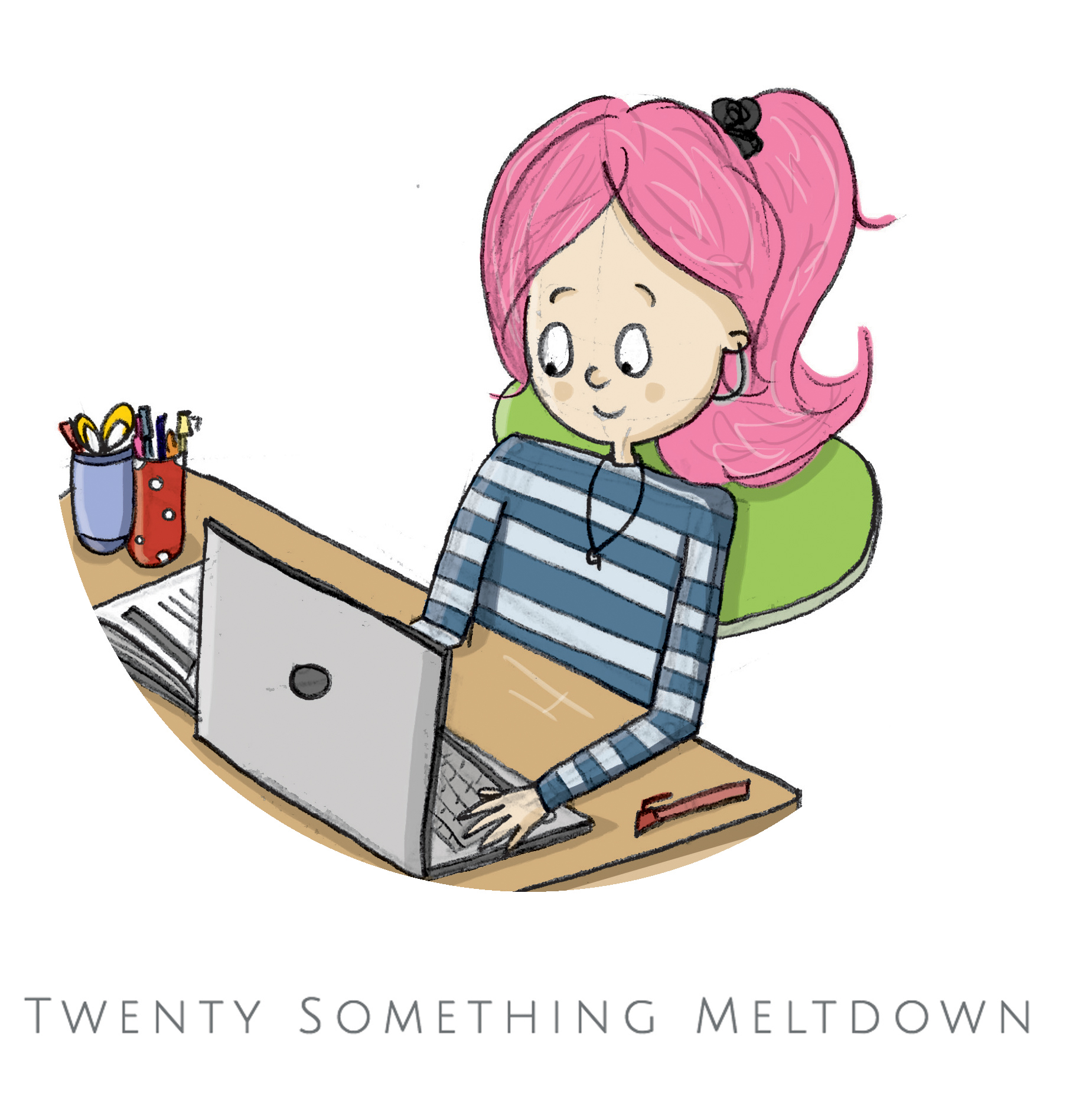 Twenty Something Meltdown - Meet my August Advertisers | lazythoughts.co.uk