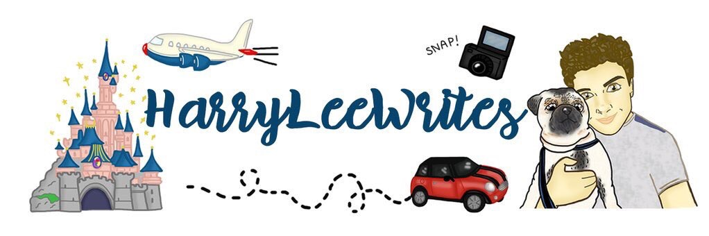 Harry Lee Writes Blog