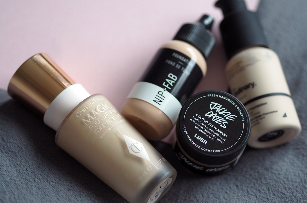 Battle of the cruelty-free foundations