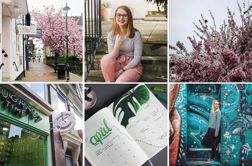 My top Instagram posts of April 2018