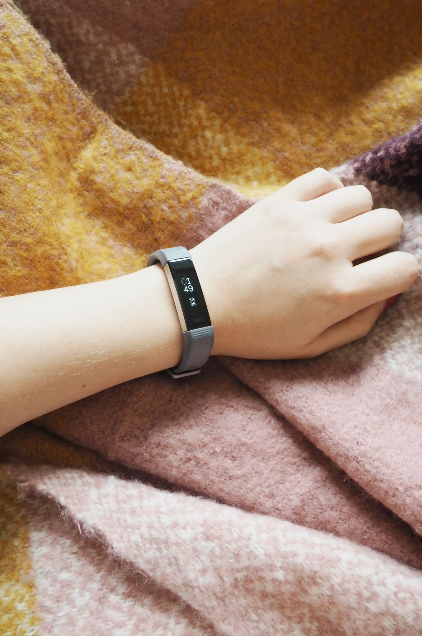 Using a fitness tracker to change your habits